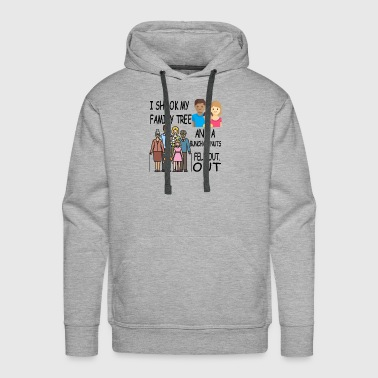 Family Family tree - Men's Premium Hoodie