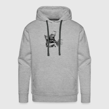 Smoker The Smoker - Men's Premium Hoodie