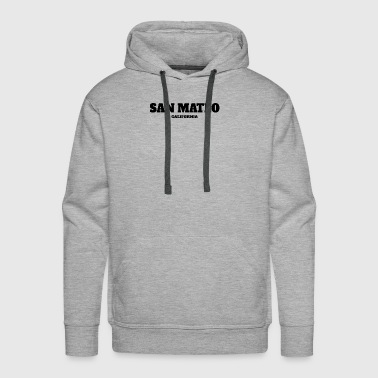 CALIFORNIA SAN MATEO US EDITION - Men's Premium Hoodie