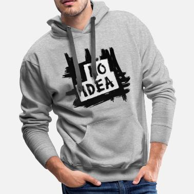 NO IDEA - Men's Premium Hoodie