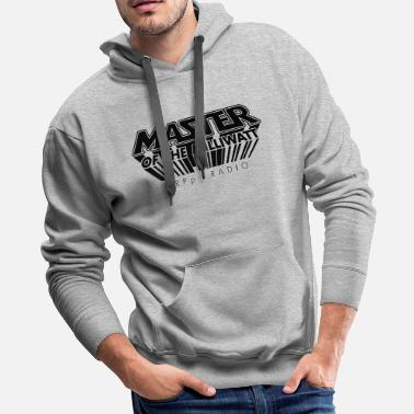 Master of the Milliwatt QRPp (dark) - Men's Premium Hoodie