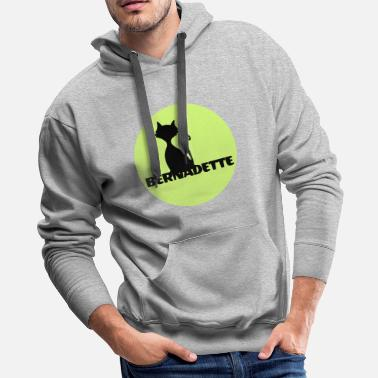 First Name Bernadette name first name - Men's Premium Hoodie