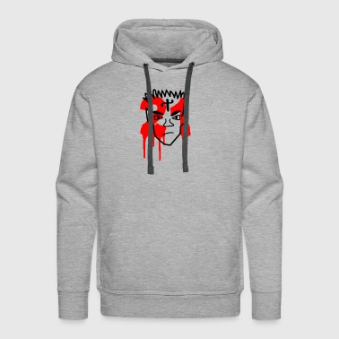 21 savage hand-drawn - Men's Premium Hoodie