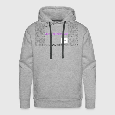 Health 2 Humanity Beyond Soap - Men's Premium Hoodie
