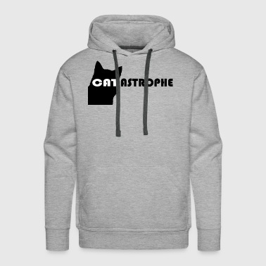 The Cat Disasters - Men's Premium Hoodie