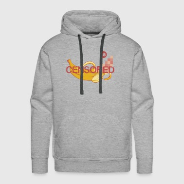 censored - Men's Premium Hoodie