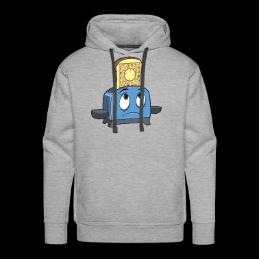 Your breakfast will be legendary - Men's Premium Hoodie