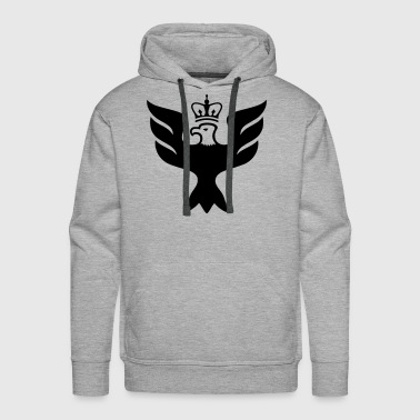 Sea Eagle 1-colored - Men's Premium Hoodie