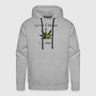 Green October Clothing - Men's Premium Hoodie