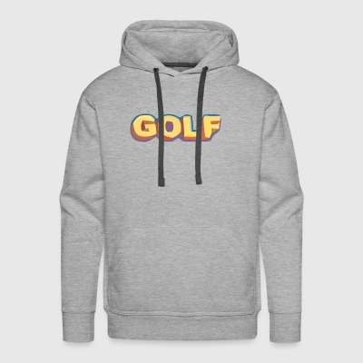 golf wang 3D shirt - Men's Premium Hoodie