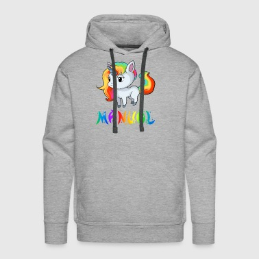 Manual Unicorn - Men's Premium Hoodie