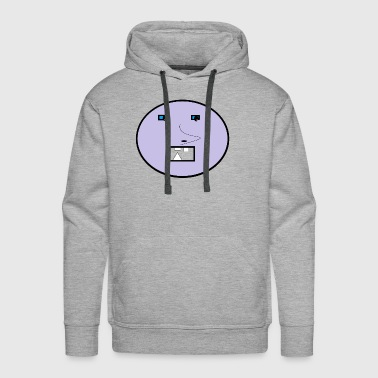 Emotion-Long Nose - Men's Premium Hoodie
