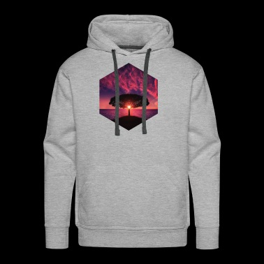 SUNSET SUNRISE - Men's Premium Hoodie