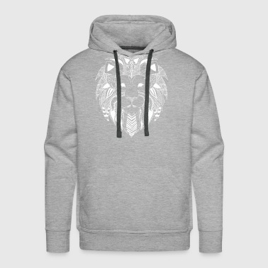 Awesome Lion ! - Men's Premium Hoodie