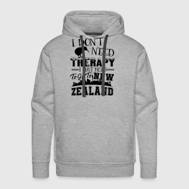 I Just Need To Go To New Zealand Shirt - Men's Premium Hoodie