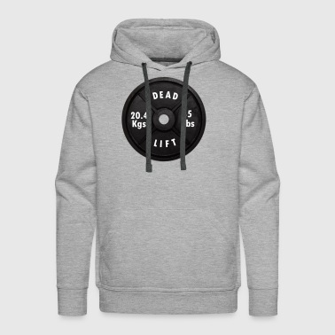 PLATE WEIGHT - Men's Premium Hoodie