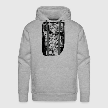 Joan Of Arc - Men's Premium Hoodie