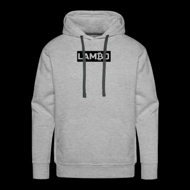 Came for the Lambo - Men's Premium Hoodie