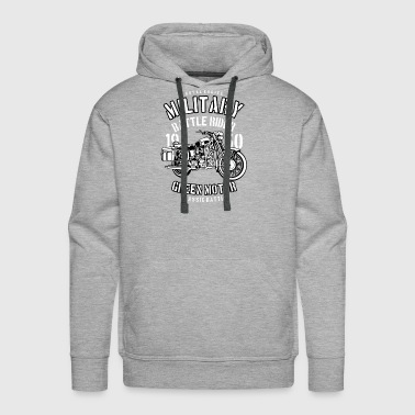 MILITARY RIDE - Men's Premium Hoodie