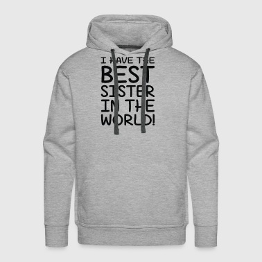 Idea For Brothers - Men's Premium Hoodie