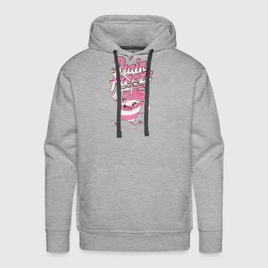 BRAIN FREEZE - Men's Premium Hoodie