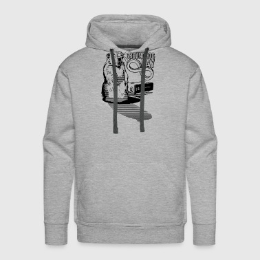 Groundhog Day Forever - Men's Premium Hoodie
