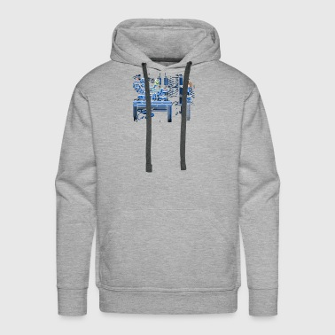 Sole Survivor - Men's Premium Hoodie