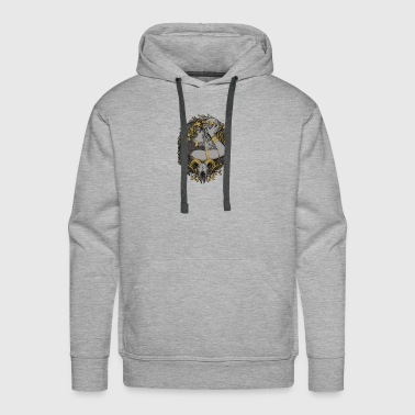 The WITCH - Men's Premium Hoodie
