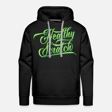 Healthy Scratch - Men's Premium Hoodie