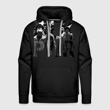 Black Lives Matter BLKPWR - Men's Premium Hoodie