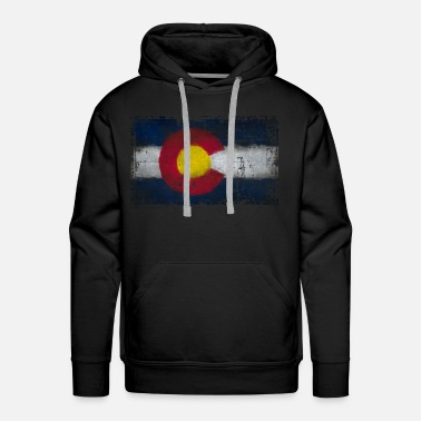 Colorado colorado colors - Men's Premium Hoodie