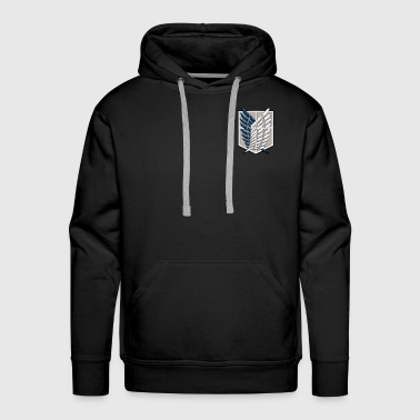 Survey Corps | Attack on Titans - Men's Premium Hoodie