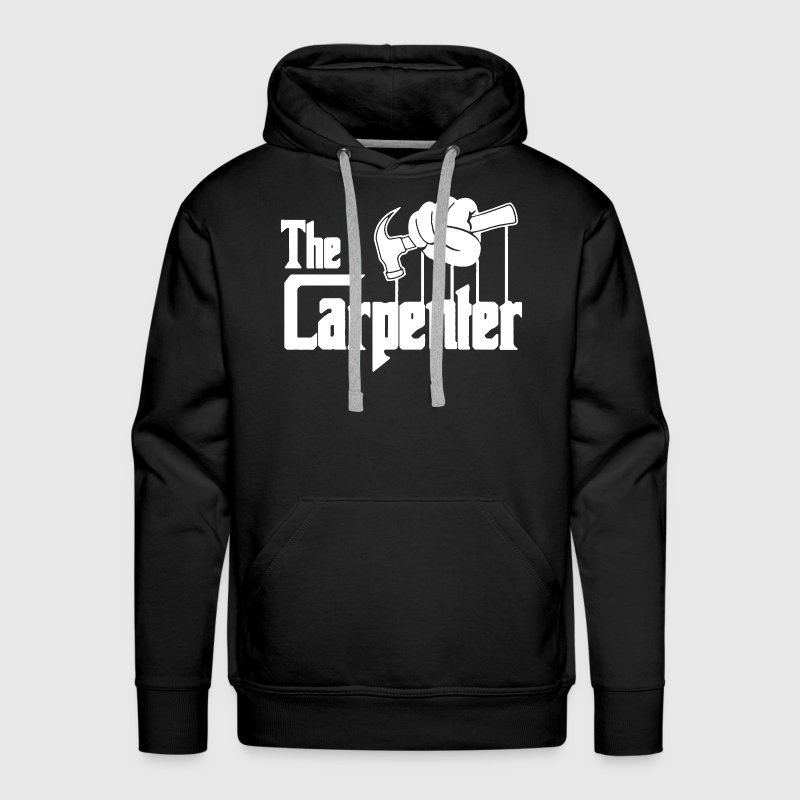 Carpenter Shirt - Men's Premium Hoodie