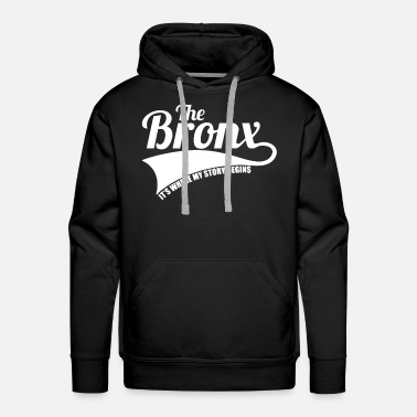 Bronx The Bronx - Men's Premium Hoodie