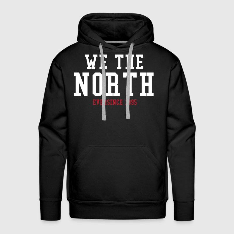 We The North - Men's Premium Hoodie