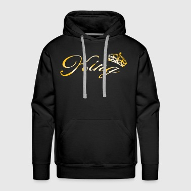 King King Crown - Men's Premium Hoodie