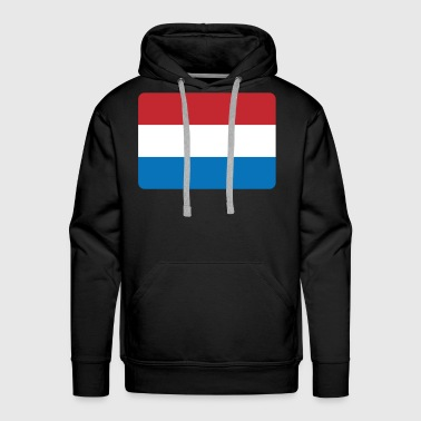 THE NETHERLANDS - Men's Premium Hoodie