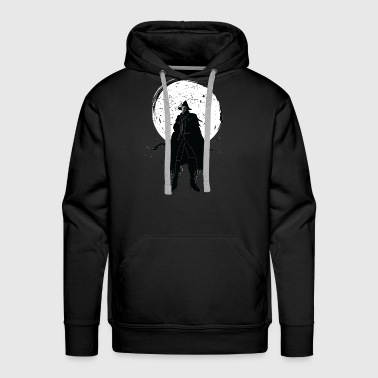 Eileen the Crow - Bloodborne - Men's Premium Hoodie