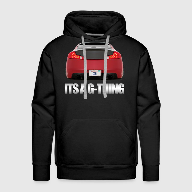 ITS A G-THING - Men's Premium Hoodie
