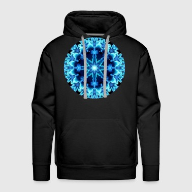 Crystal Light Mandala - Men's Premium Hoodie