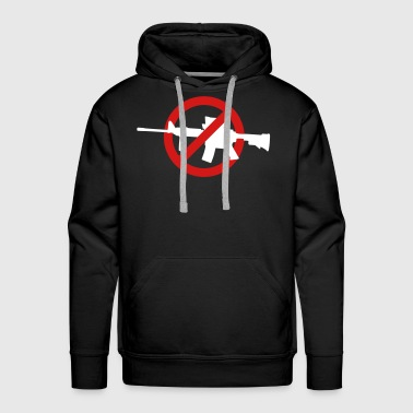 Guns: enough - Men's Premium Hoodie