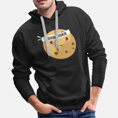 Pastry-chef Cookie Strong Hard Bread Cool Gift - Men's Premium Hoodie