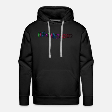 Youtube Channel Youtube Channel Logo - Men's Premium Hoodie
