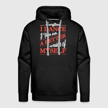 Dancer Shirt - Men's Premium Hoodie
