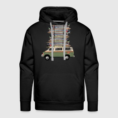 Ride with Pride - Men's Premium Hoodie