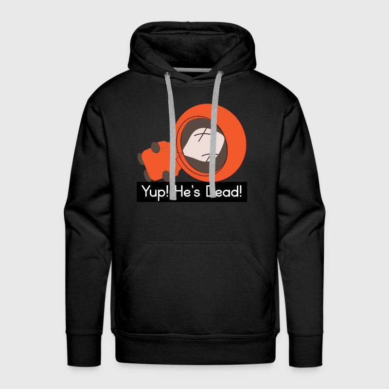 Kenny South Park Parody - Men's Premium Hoodie