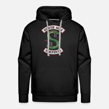 Serpent Southside snake serpents - Men's Premium Hoodie