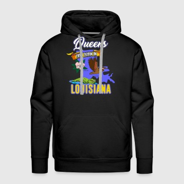 Louisiana Louisiana T Shirts - Men's Premium Hoodie