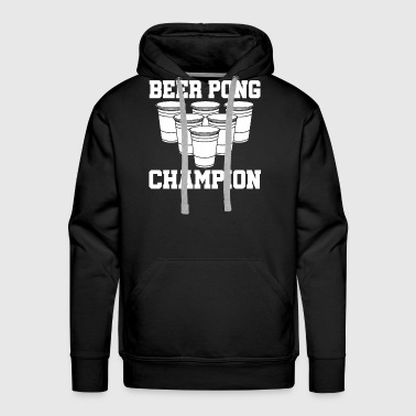 Beer Pong BEER PONG MALL ST PATRICKS DAY - Men's Premium Hoodie