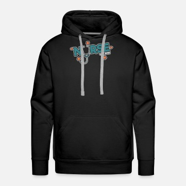 2018 Graduation Nurse Est 2018 - Men's Premium Hoodie
